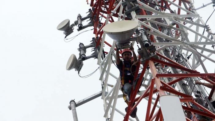 Nunggak Izin Pita Frekuensi, Berapa Denda Sampoerna Telekomunikasi yang Ditagih oleh Kominfo?