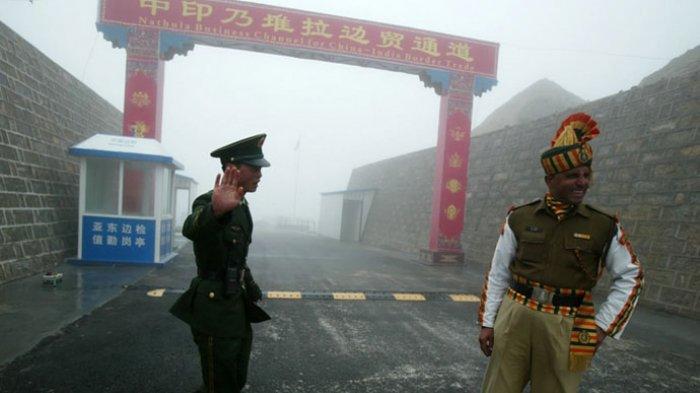 China Salahkan India Atas Bentrokan Antar-Tentara di Perbatasan yang Tewaskan Tiga Orang