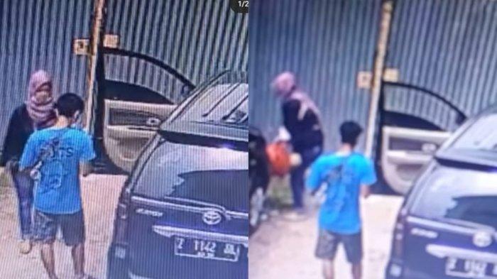 Viral Ibu Muda Asal Garut Terekam CCTV Buang Jasad Bayi di Bekasi, Berikut Cerita Lengkapnya