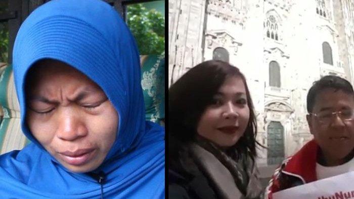 Seorang WNI di Milan Mengunjungi Hotman Paris Demi Bantu Baiq Nuril