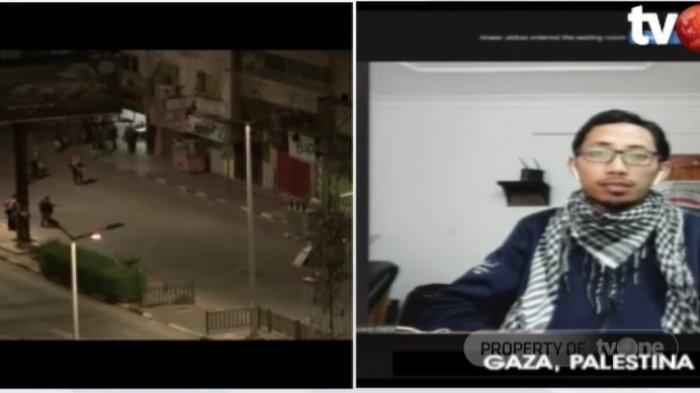 Seorang WNI menceritakan situasi perayaan Idul Fitri di Jalur Gaza, ungkap tak ada nuansa lebaran dan berubah menjadi seram.