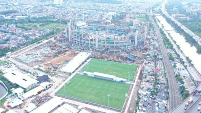Dua Lapangan Latih JIS Ditarget Bisa Mulai Beroperasi Pertengahan 2021