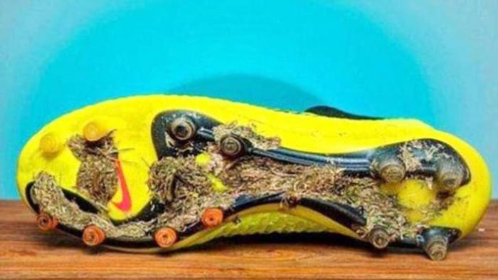 Sepatu yang Tak Pernah Dicuci Sejak Final Piala Dunia 2014 Ini Laku Rp 30 Miliar