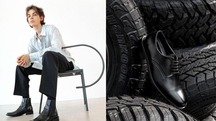 Hankook Tire dan Yase Ciptakan Sepatu Daur Ulang dari Ban