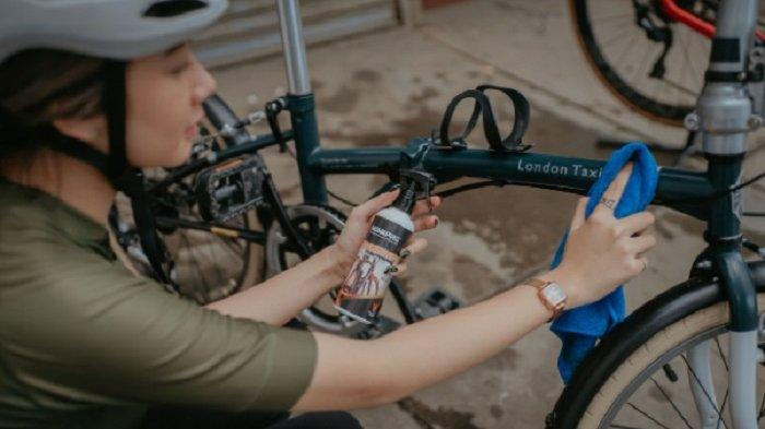 Ingin Sepeda Awet dan Kinclong, Lakukan Perawatan Rutin Ini