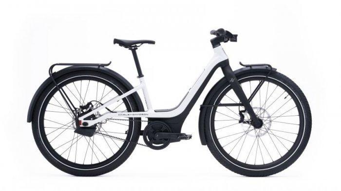Sepeda listrik (e-sepeda) Serial 1 Harley Davidson.