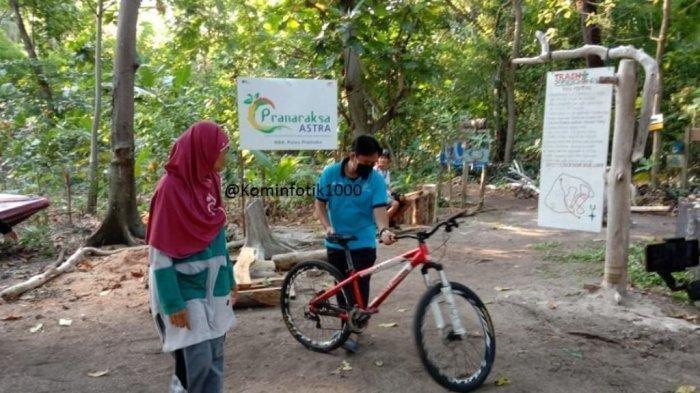 Gratis, Kepulauan Seribu Punya Jalur Wisata Sepeda, Pemandangan Hutan dan Pantai