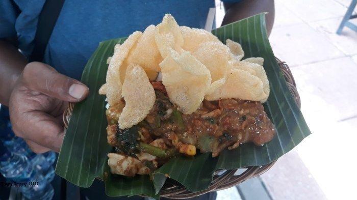 Lezatnya Gado Gado Palm Kuliner Legendaris Di Menteng Yang Sudah Ada Sejak 1949 Tribunnews Com Mobile
