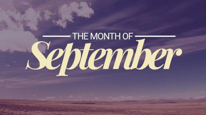 Karakter orang lahir di bulan September, pekerja keras dan suka sekali makanan.