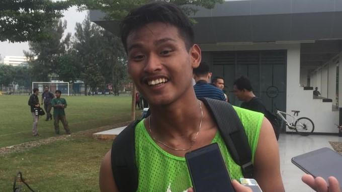 Septian Satria Bagaskara Ikuti Saja Program di Timnas Indonesia U-22