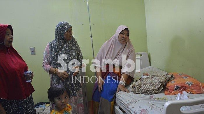 Kencing di Kamar Mandi Ruang Tunggu Rumah Sakit, Wanita Melahirkan, Begini Kondisi Bayinya