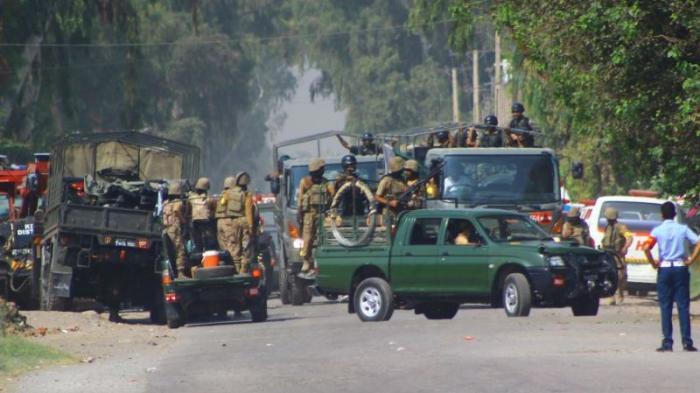 Afghanistan Takut Terjadi Perang Saudara saat Amerika Tarik Semua Pasukan Militernya Nanti