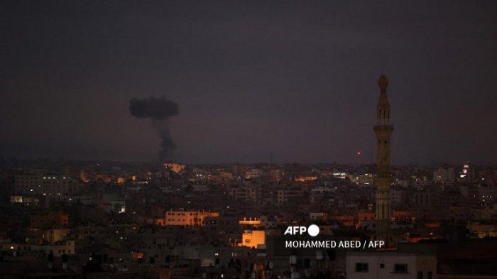BREAKING NEWS: Militer Israel Konfirmasi Serangan Udara ke Gaza