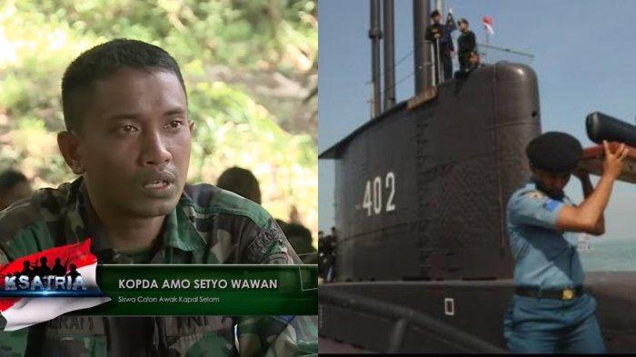 Serda Setyo Wawan Awak KRI Nanggala-402: Saat Suamimu Operasi Kapal Selam, Anggap Sudah Mati