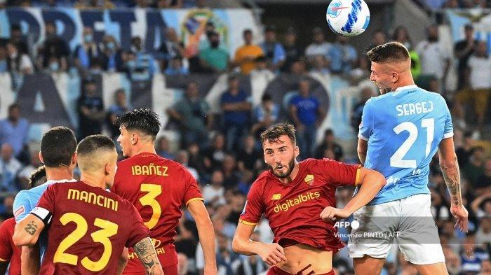 Fakta Kemenangan Lazio - Gegara Mantan AS Roma Terluka dan Mourinho Jeblok di Derby della Capitale
