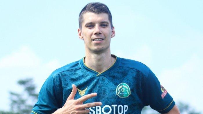 Sergey Pushnyakov Semakin Jatuh Hati dengan Suasana Kehangatan Tira Persikabo