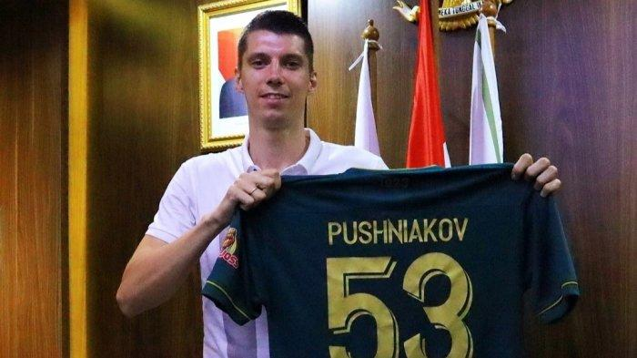 PS Tira Persikabo Rekrut Pemain Asal Belarusia