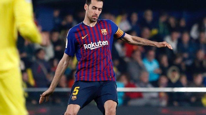 Barcelona Dipermalukan di Mestalla, Sergio Busquets: Valencia Manfaatkan Kelengahan Kami