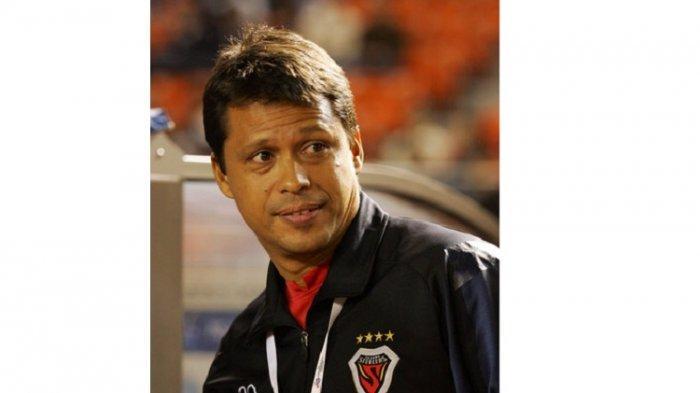 Sergio Farias dikabarkan jadi pelatih Persija Jakarta
