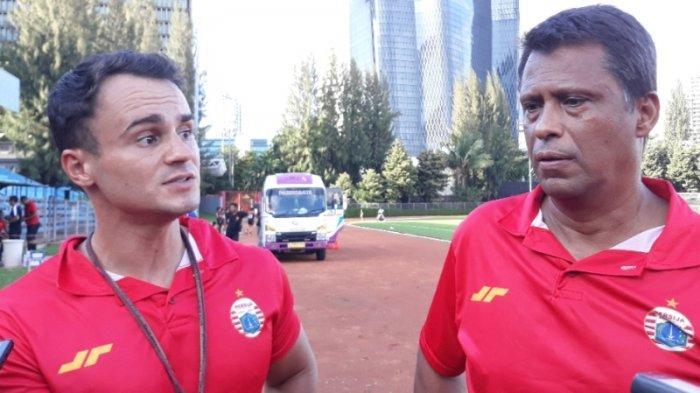 Sergio Farias saat ditemui di Stadion Soemantri, Jakarta Selatan, Senin (27/1/2020)