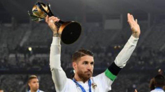 Legenda Real Madrid Mengaku Sulit Mencari Bek Sebagus Sergio Ramos