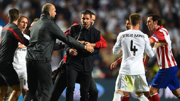 Sergio Ramos Senang Kembali Hadapi Diego Simeone di Final Liga Champions