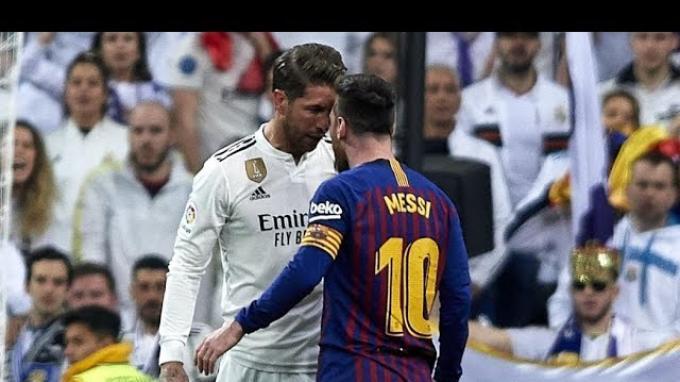 Demi Proyek Liga Champions, PSG Gila Belanja, Messi Dipaksa Lupakan Rivalitas Ramos