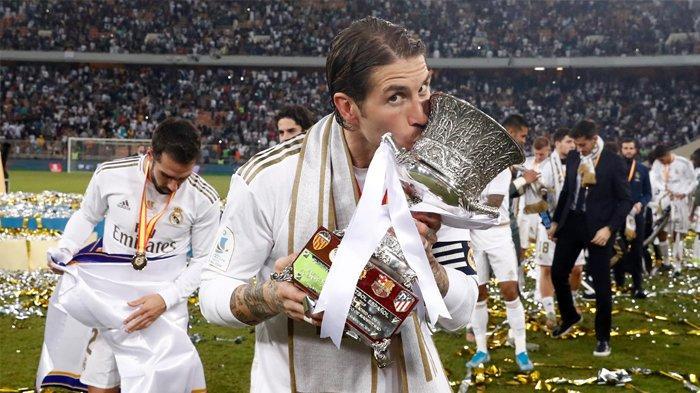 Hasil & Klasemen Liga Spanyol Pekan 23: Real Madrid Kokoh di Puncak, Sergio Ramos Ukir Sejarah