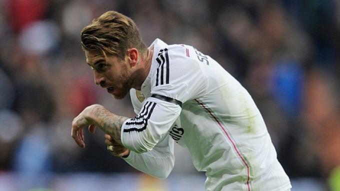Barcelona Kena Tren Buruk yang Senang Sergio Ramos