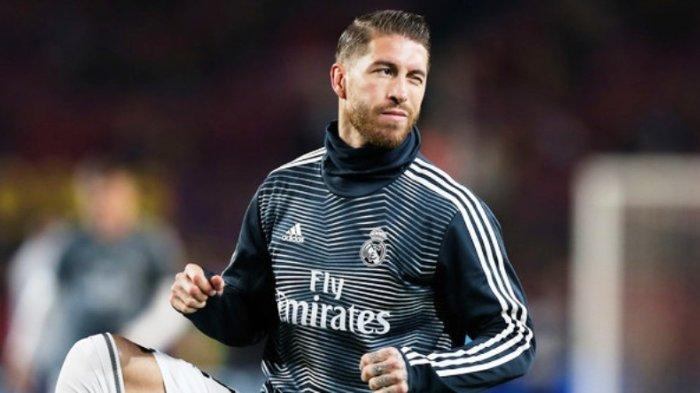 Sergio Ramos Hina Ibu Wonderkid Real Madrid