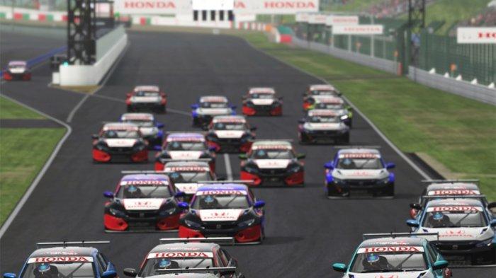 Para Simracer HRSC Seri 2 Akan Bertarung Makin Keras di Sirkuit Virtual Silverstone 1 Agustus Ini
