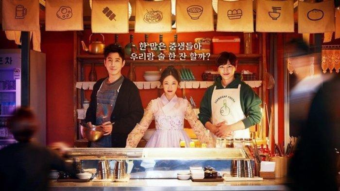 LINK Download dan Streaming Drama Korea Mystic Pop Up Bar Episode 3, Lengkap dengan Sinopsis