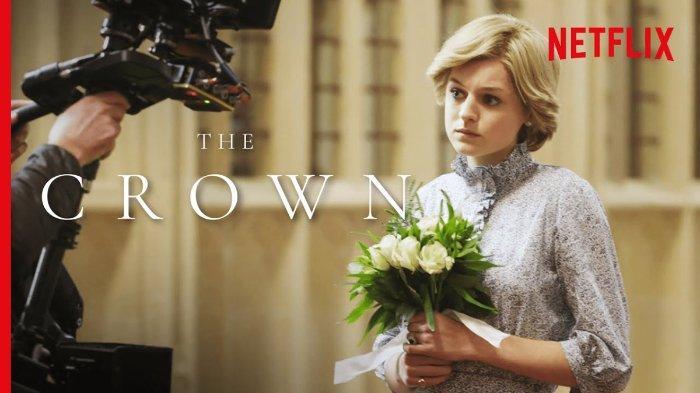 Serial The Crown Season 4.