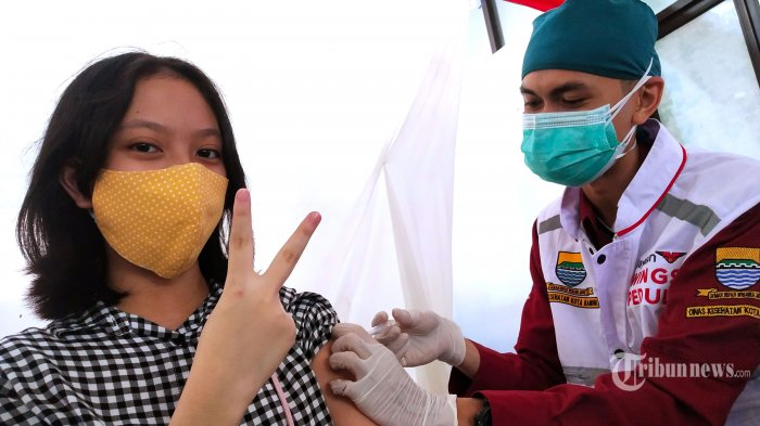 Banyak Warga Indonesia Takut Vaksin, Carina Joe Ilmuwan RI Dibalik Vaksin AstraZeneca Beri Pesan Ini