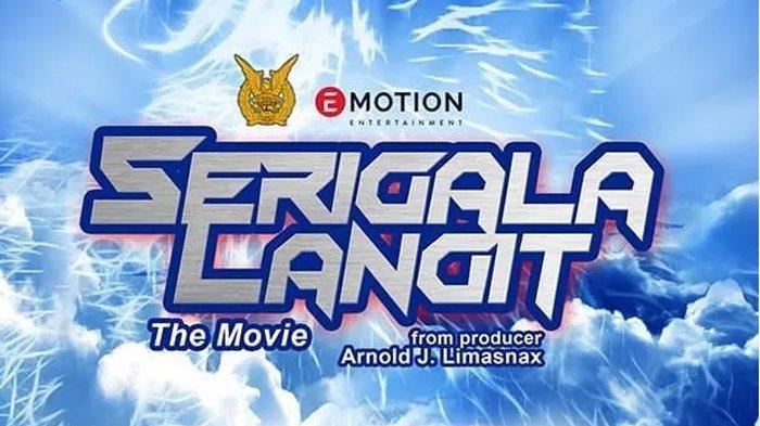 E-Motion Entertainment yang didukung TNI AU memperkenalkan poster dan teaser film Serigala Langit. Film Indonesia pertama yang banyak menampilkan alutsiswa TNI AU ini direncanakan tayang pada April 2020.