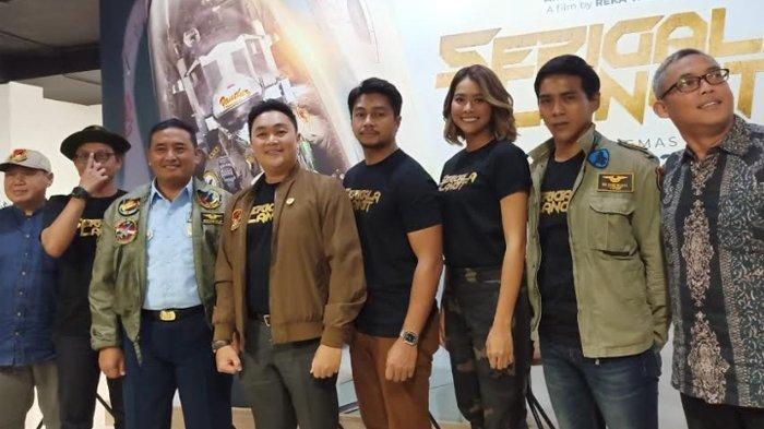 Film Serigala Langit Tayang April, Yuk Tonton Sisi Lain Kehidupan Pilot Pesawat Tempur TNI AU