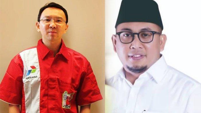 Anak Buah Prabowo Minta Jokowi Copot Ahok dari Komut Pertamina: Menimbulkan Kegaduhan