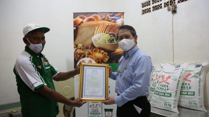 Bogasari Berhasil Selesaikan Sertifikasi Halal 50 UKM Selama Pandemi