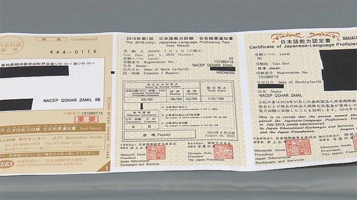 WNI Ditangkap Polisi di Nagoya Terkait Kepemilikan Sertifikat Kecakapan Bahasa Jepang Palsu