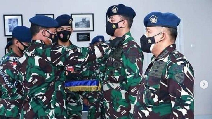 Sertijab Danlanud JA Dimara Merauke dari Kolonel Pnb Herdy Arief Budiyanto ke Kolonel Pnb A Gogot Winardi