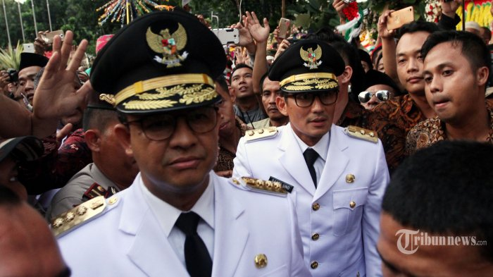 Hanura Ingatkan Anies-Sandi Harus Damaikan Warga Jakarta