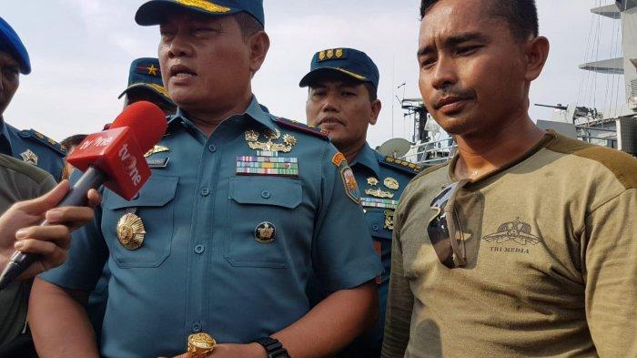 Cerita Penyelam TNI AL yang Mengangkut Black Box dari Dasar Laut Perairan Karawang