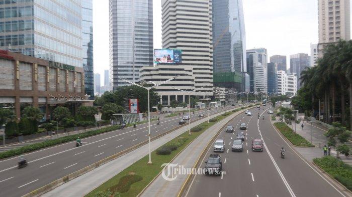 Di Tengah Merebaknya Corona, Kualitas Udara Jakarta Membaik