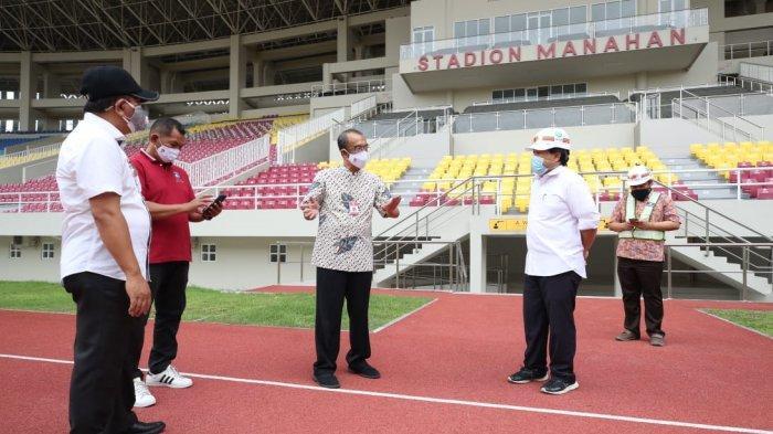 Tinjau Renovasi Stadion Piala Dunia U-20 2021, Sesmenpora Apresiasi Kinerja Kementerian PUPR