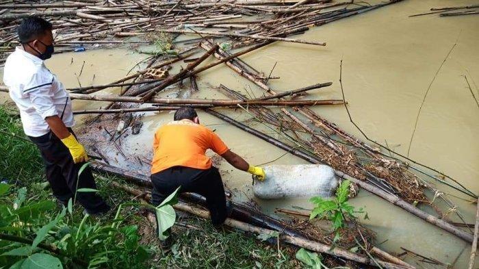 Diisi Batu, Berisi Mayat di Deliserdang Itu Tetap Mengambang, Ditemukan Penambang Pasir