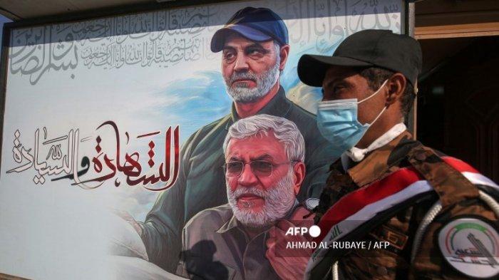 Peringatan Kematian Mayjen Qasem Soleimani, Iran Kembali Kutuk Perbuatan AS