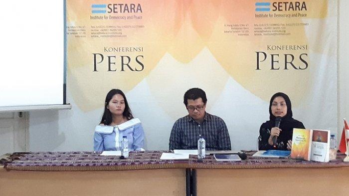 Setara Institute: MK Hasilkan 8 Putusan Bernada Negatif dalam Setahun