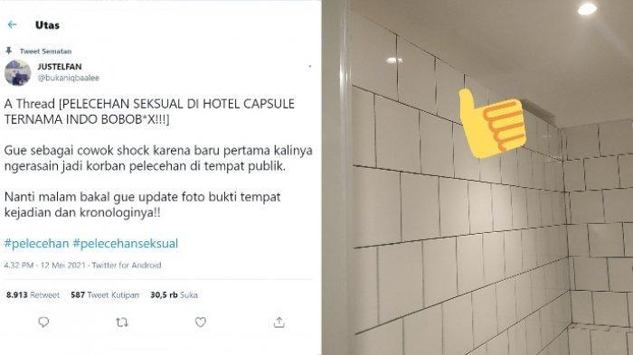Korban Apresiasi Langkah Cepat Pihak Hotel Bobobox Tanggapi Kasus Pelecehan: Saya Salut