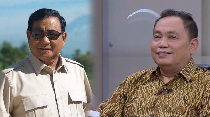 Soal Arief Poyuono yang Kini 'Lawan' Prabowo, Najwa Shihab: Dulu Suka jadi Tidak Suka
