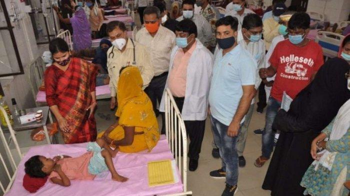Penyakit Misterius Mirip Covid-19 Muncul di India, Puluhan Anak Jadi Korban